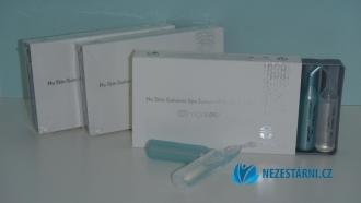 VÝHODNÉ BALENÍ - 3sady pleťových zažehlovacích gelů ke Galvanické žehličce - 24x4 ml