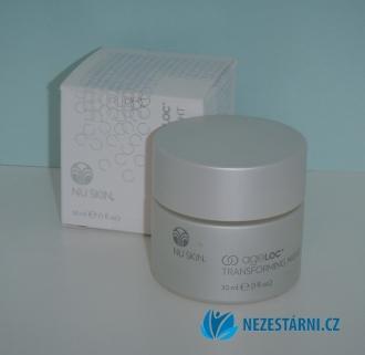ageLOC - Transforming Night - noční hydratační krém - 30 ml