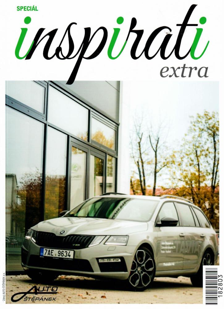 Stárněte do krásy s živým kolagenem nové generace - Inspirati extra - 4/2018