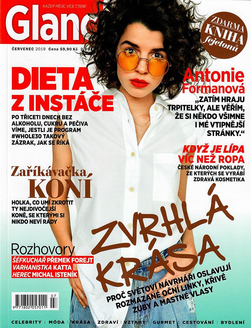 ŽIVÁ VODA - TOP LETOŠNÍHO ROKU - Glanc, Katka, REVUE 50+ - léto 2019