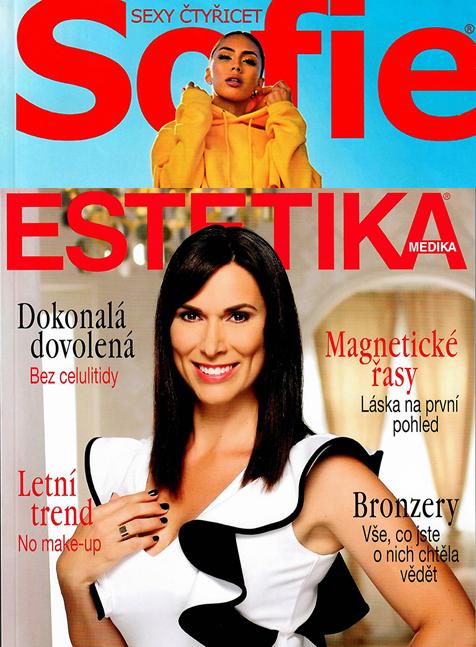 Sprej s živým kolagenem - HIT letošního léta - Sofie, ESTETIKA - léto 2019