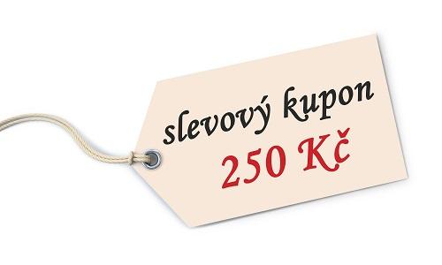 Slevový kupon 250 Kč do 30.9. na nákup živého kolagenu